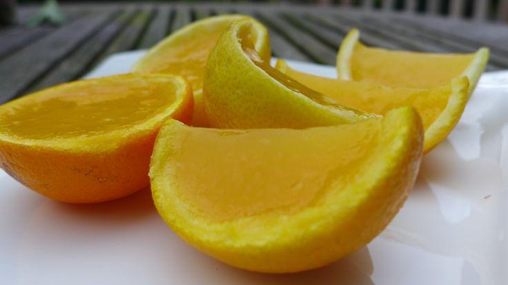 десерт лимонные дольки