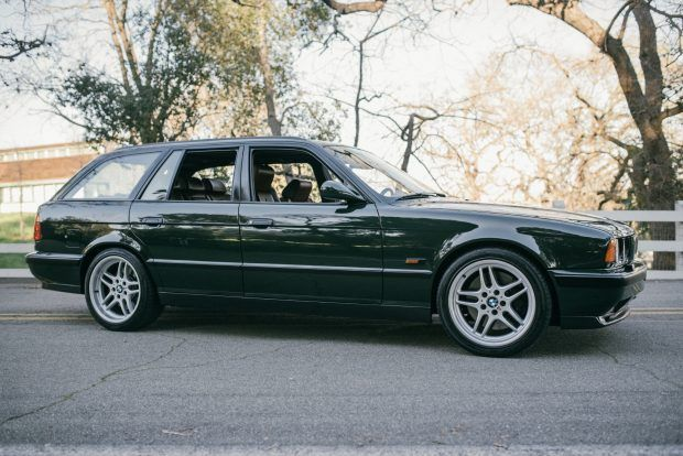 1995 Bmw M5 Touring Elekta Bmw M5 Touring Bmw Bmw Touring