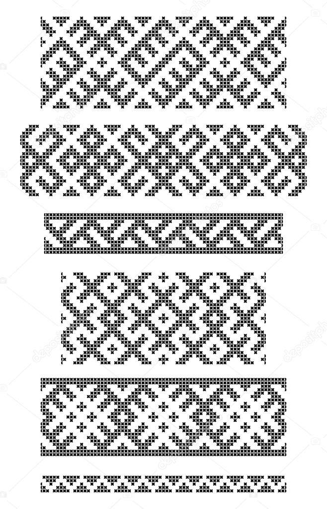 dep_7087513-Borders-embroidery-cross.jpg 658 × 1023 bildepunkter