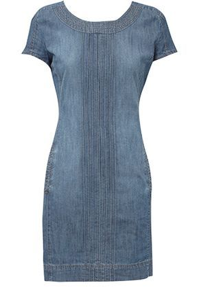 denim dress - Google Search