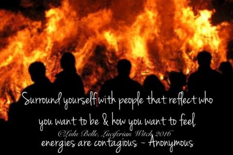 ❤️Surround yourself with people that reflect who you want to be & how you want to feel, energies are contagious ~ Anonymous .... Much love, Lulu Belle x Image Source ~ http://www.tip-berlin.de/walpurgisnacht-berlin/ ❤️