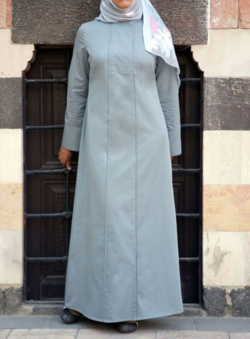 The Shukriya Dress--simple and clever.