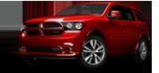 Dodge Durango -- for the garage at my dream house because my kids think I am a taxi driver and because 6' color guard flag poles don't fit very well in my tiny car.  Doesn't have to be brand new but it can't be silver  LOL