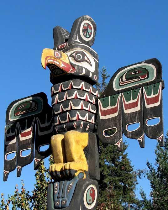 Célèbre Plus de 25 idées uniques dans la catégorie Totem amérindien sur  IG82