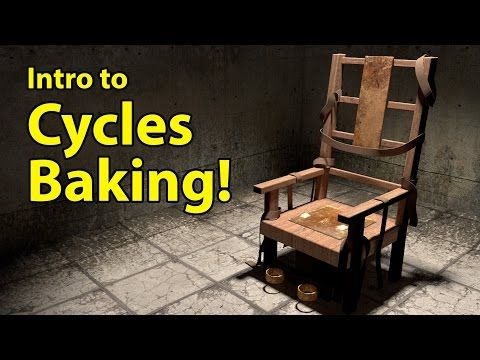Introduction to Cycles Baking - YouTube