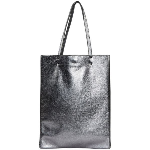 Best 25  Silver tote bags ideas on Pinterest | Silver bags ...