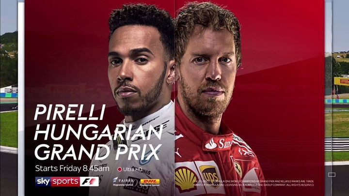 Don't miss the Hungarian GP, live this weekend, only on Sky Sports F1 #salecurrents #bestproducts #affordableprices