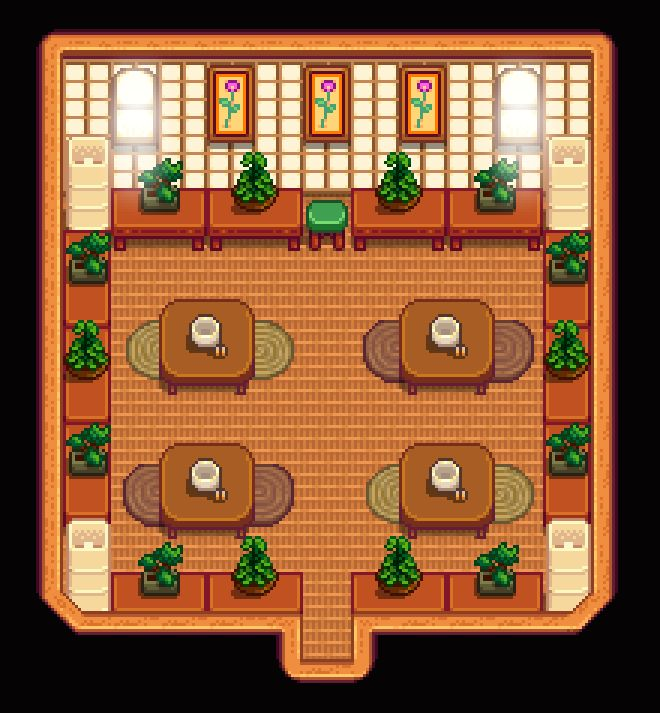 Japanese Tea Room/Shed (Stardew Valley)