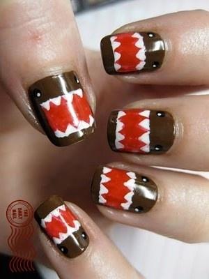 Neon Nails, Marble Nails Art ,Leopard Purpul Nails,French Nails Art,Enhanced Nails Art | PK Beauty