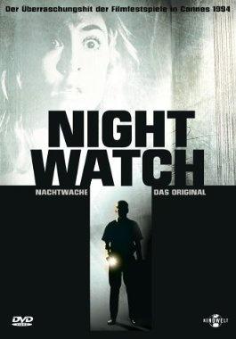 Nightwatch Nachtwache  1994 Denmark      Jetzt bei Amazon Kaufen Jetzt als Blu-ray oder DVD bei Amazon.de bestellen  IMDB Rating 7,3 (8.031)  Darsteller: Nikolaj Coster-Waldau, Sofie Gråbøl, Kim Bodnia, Lotte Andersen, Ulf Pilgaard,  Genre: Thriller,  FSK: 16