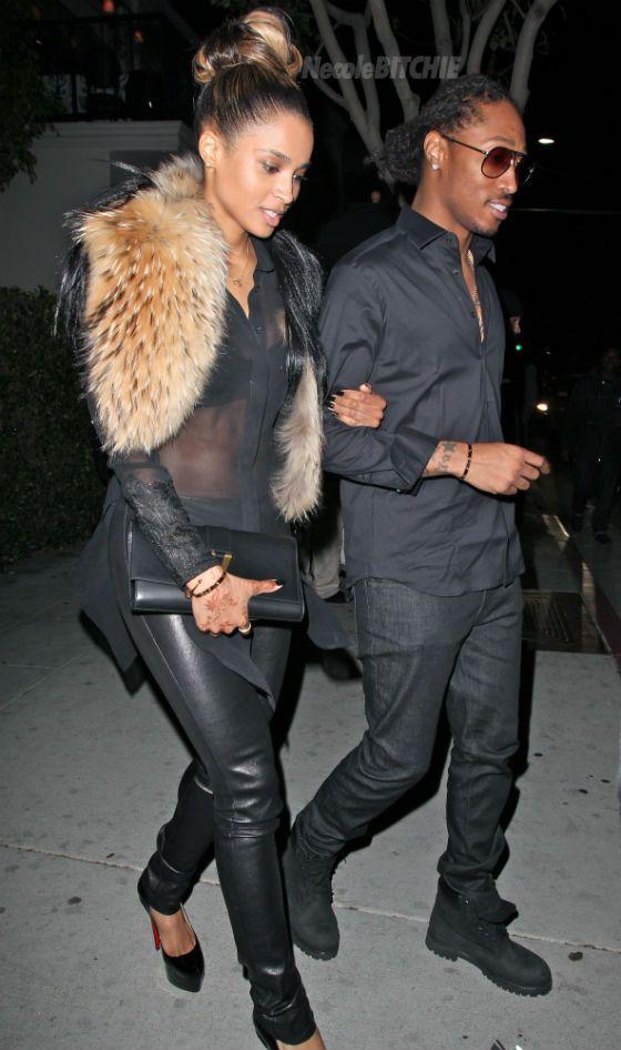 Ciara dating future