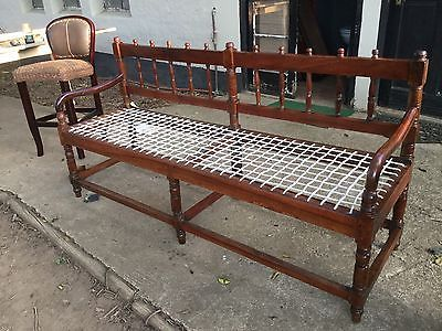 One off very old time bench. See Hey Judes for othe rone off benches, this is one like this antique. Visit our 2 shops!  BROWSE ** CHOOSE **...196683113