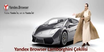 Yandex Browser Lamborghini Çekiliş Kampanyası - www.kazan.yandex.com.tr  http://www.kampanya-tv.com/2013/03/yandex-browser-lamborghini-cekilis.html
