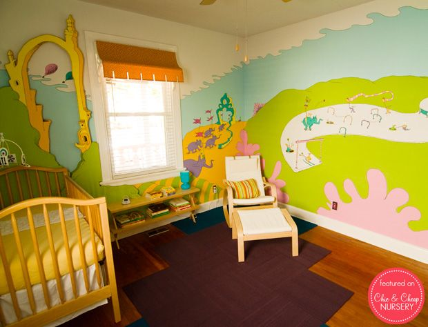 123 best Dr Seuss Nursery Ideas & Baby Shower Items images on ...