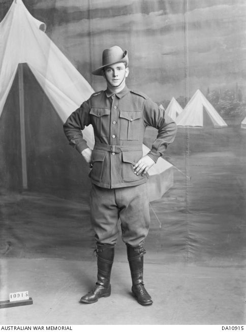 WWI, 30 April 1917, Pt Albert Martin was killed in action in France.