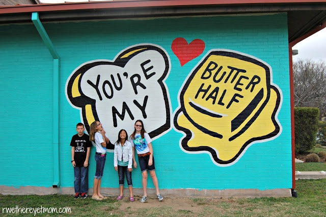 Austin Mural Photo Scavenger Hunt {With PRIZES!!} - R We There Yet Mom? | Family Travel for Texas and beyond...