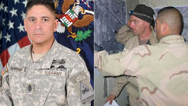 Army Ranger who helped rescue former POW Jessica Lynch in 2003, has died from wounds sustained in Afghanistan.  RIP #Hero