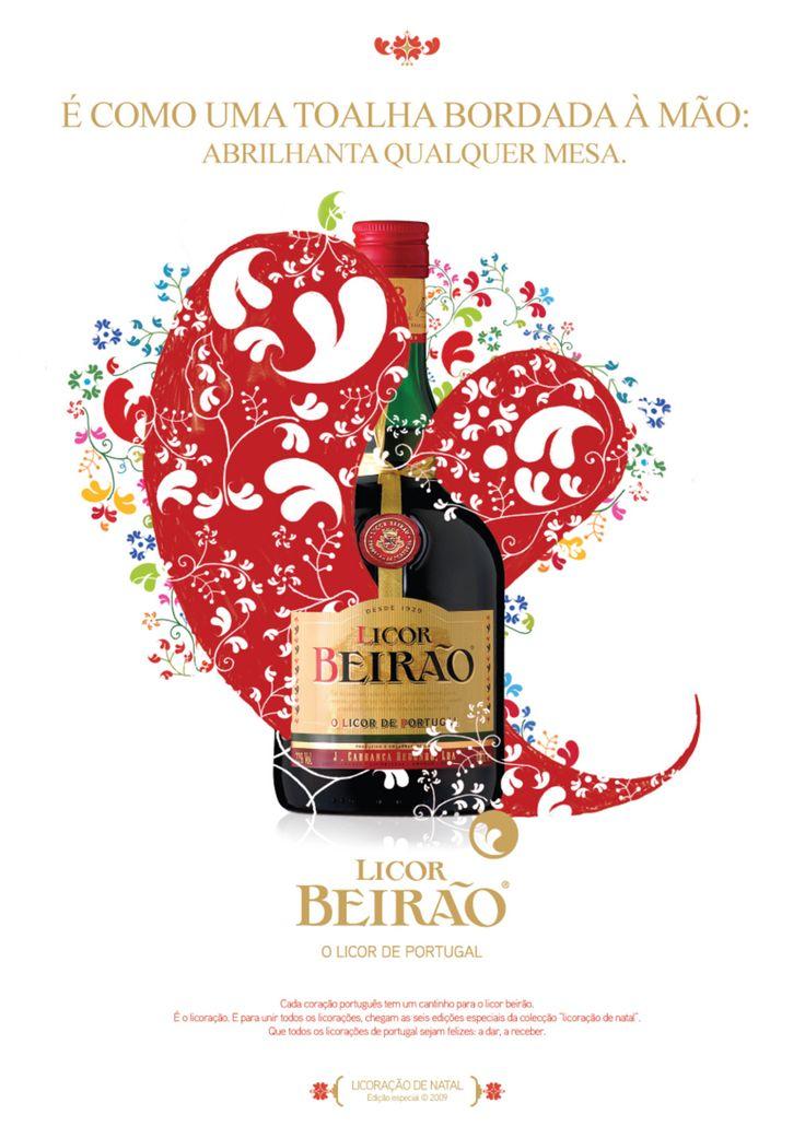 Publicidade | Licor Beirão | Natal