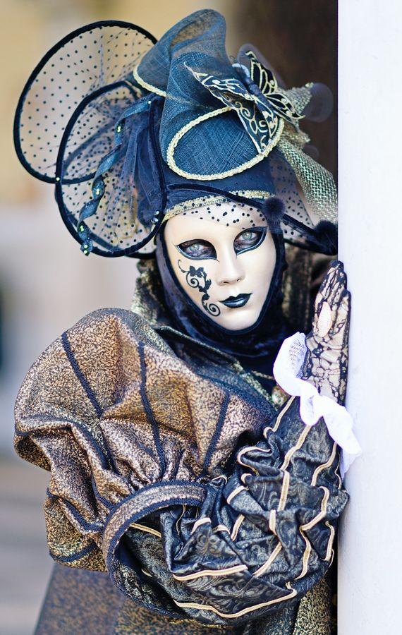 Karneval Venedig 2014 #2 von Roland Waid