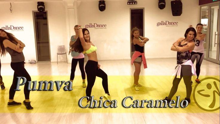 Pumva - Chica Caramelo (Reggaeton) | Zumba Fitness
