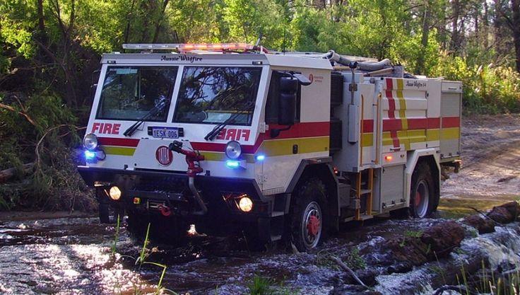 GALERIE: Tatra 815-7 pro australské hasiče | FOTO 2 | auto.cz