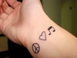 Resultado de imagem para tattoo electrocardiograma music