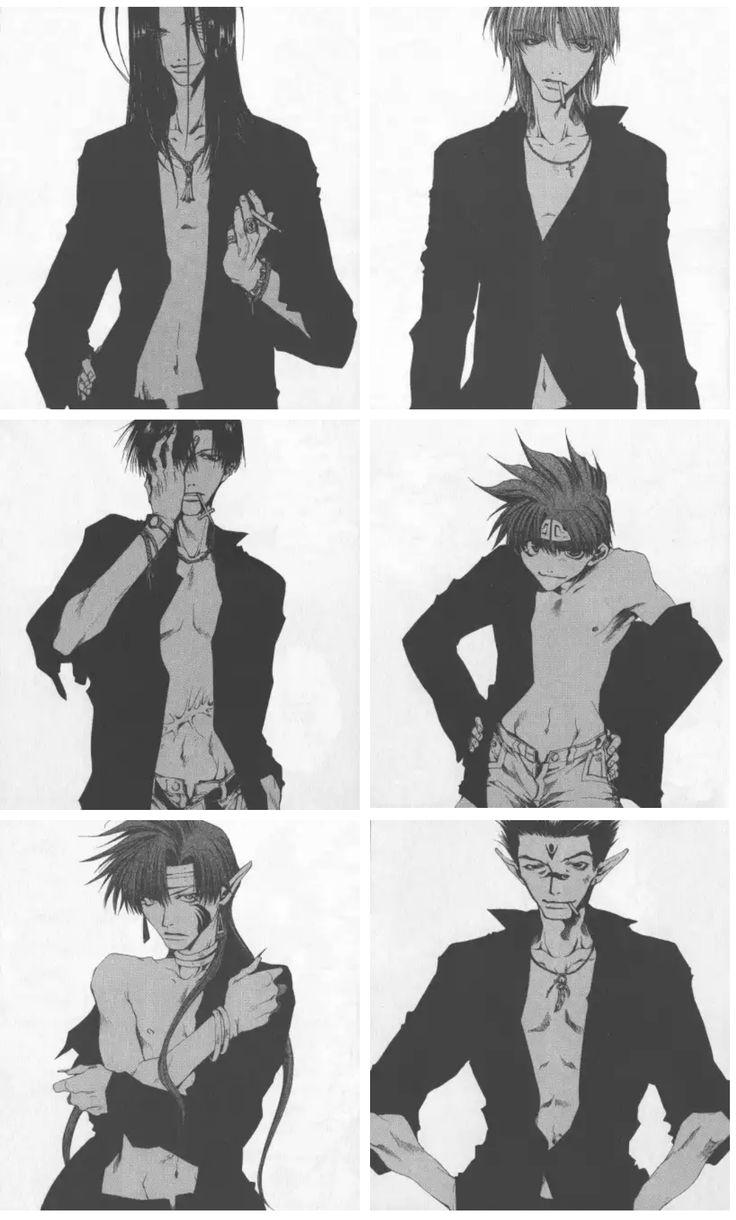 #MinekuraKazuya #SAIYUKI #Shirtless