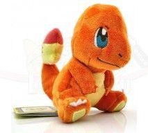 Pelúcia Pokemon Charmander 13cm