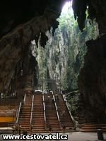 Interier Batu Caves