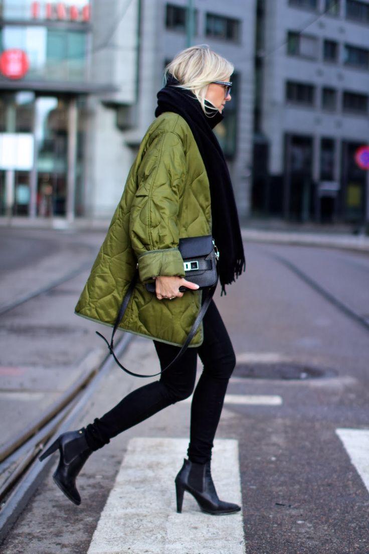 cool jacket. Celine in London. #hippiehippiemilkshake