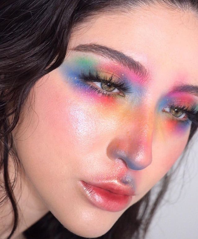 Esantoinette On Instagram Creative Makeup Looks Aesthetic