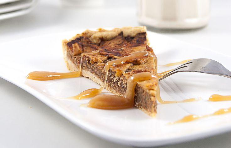 Ik heb eerder iets gemaakt met appel pulp. Soort muffins waren het. Leuk, maar niet indrukwekkend. Deze taartjes zijn andere koek. Heb ze natuurlijk laten testen bij Jan (nee, niet het blad en ook niet bij Jamie ) en alleman.