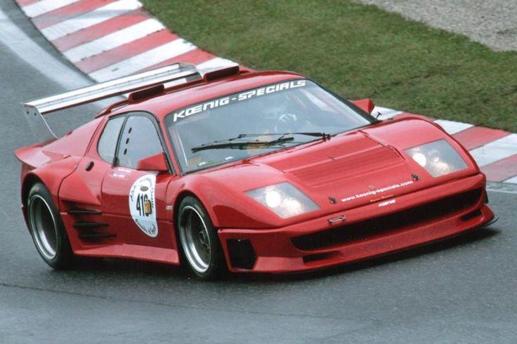 König Walter Ferrari 365