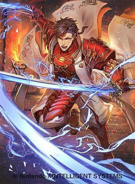 Fire Emblem: If/Fates - Shiro