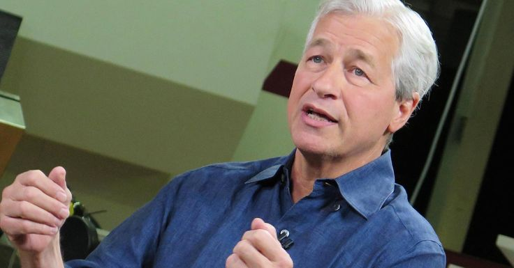Jamie Dimon shares the secret to his successful career