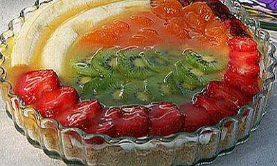 Underbart goda paj recept: Färgsprakande fruktpaj