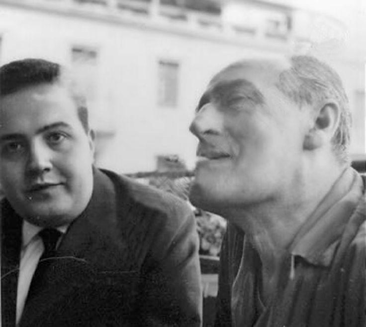 Maurizio Costanzo e Totò