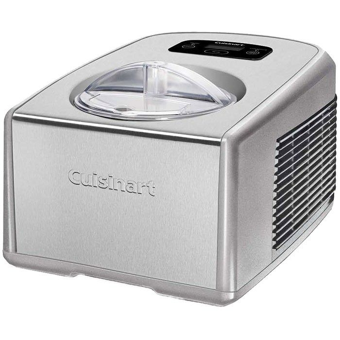 Buy Cuisinart Ice Cream Maker with Compressor - ICE-100A, Silver - Get Lowest Prices! Free, Same Day Shipping Over $100. First Class, Unbeatable Customer Service. Australia's Premier Shop, Buy Online or In Store.