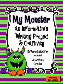 Three I Monster Essay