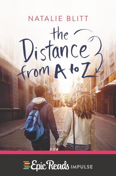 77 best 2017 rita finalists images on pinterest resenhas de livros the distance from a to z by natalie blitt best first book young adult fandeluxe Gallery