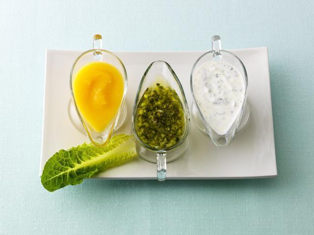 5 aderezos para ensaladas fáciles y rápidos - El Gran Chef