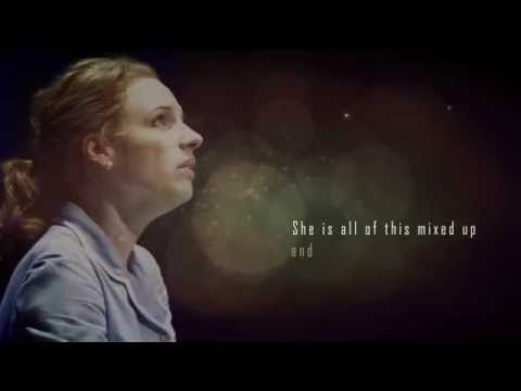 Sara Bareilles - She Used to Be Mine (Lyric Video) - YouTube. Good lord this is beautiful. I got to see her sing this live once. Now I just need to see the musical.