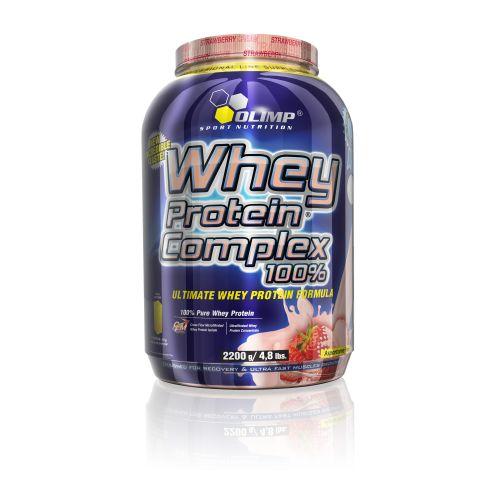 Olimp - Whey Protein Complex 2200g ice coffee. Odżywka zawierająca ultrafiltrowany koncentrat białek serwatkowych oraz izolatu białek serwatkowych. Wzbogacony w kompleks najważniejszych witamin, biorących czynny udział w procesach fizjologicznych związanych z obrotem aminokwasów w organizmie ludzkim. #odyzwkabialkowa #suplementdiety #silownia