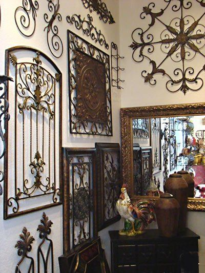 Iron Wall Decor Ideas : Best iron decor ideas on wrought