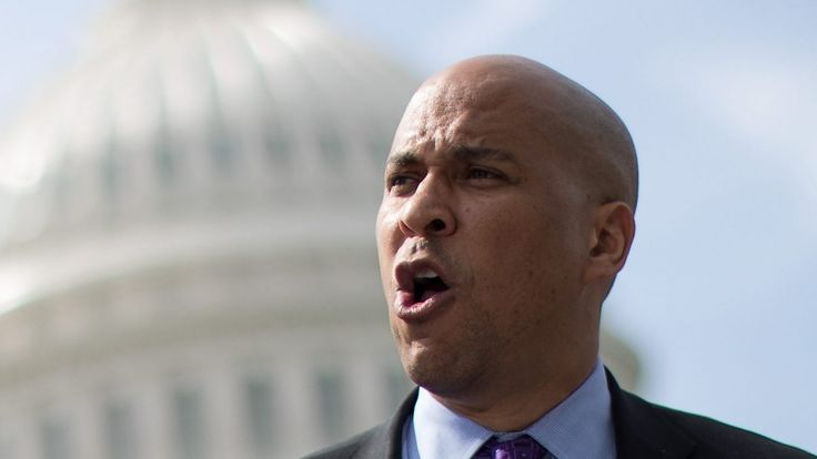 Cory Booker talks about the need to tackle corporate villainy