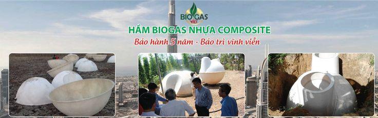 các loạihầm biogasở việt nam