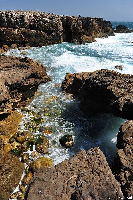 Coast in Portugal https://digitalphoto.pl/en/travel-photos/portugal/
