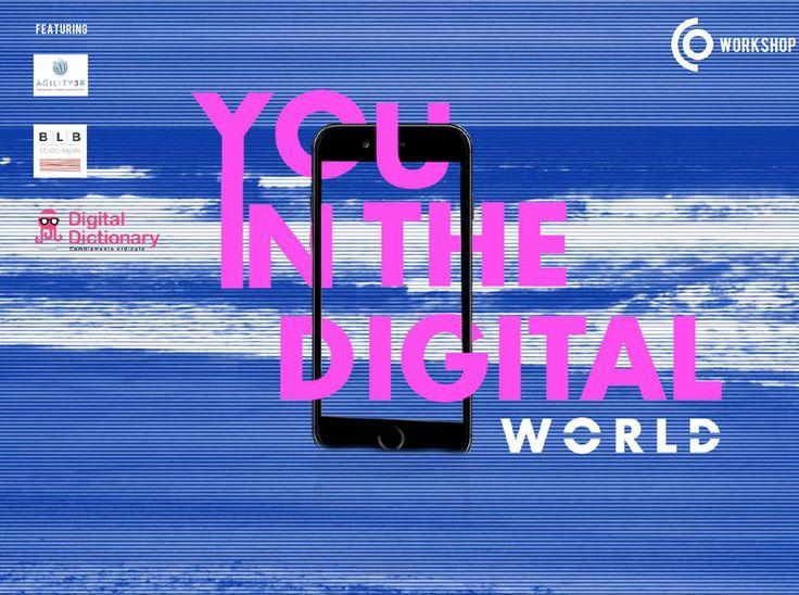 YOU in the Digital World- Eventbrite