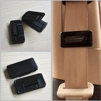 100% brand new and high quality Used to replace your car seat belt clips, lock and adjust your secu