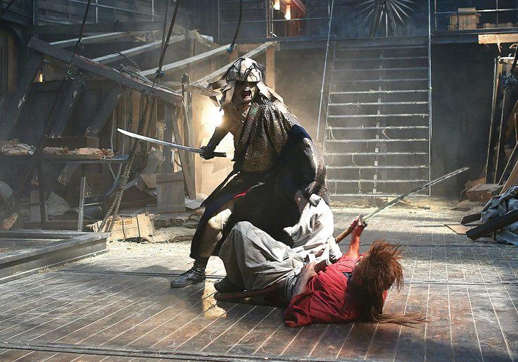 Rurouni Kenshin - The Great Kyoto Fire Arc - Tatsuya Fujiwara, Takeru Sato